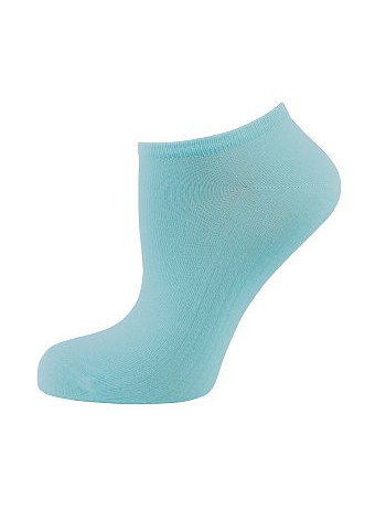 Elbeo Light Cotton Sneaker Socks turquoise
