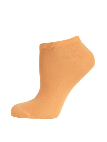Elbeo Light Cotton Sneaker Socks apricot