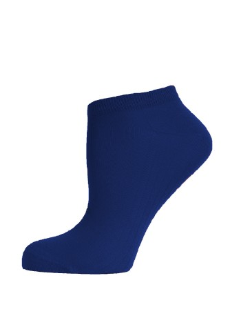 Elbeo Light Cotton Sneaker Socks royal blue