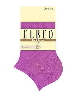 Elbeo Light Cotton Sneaker Socks