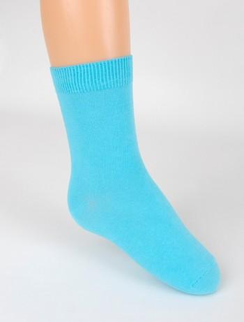 Ewers Comodo cotton socks for children pale blue