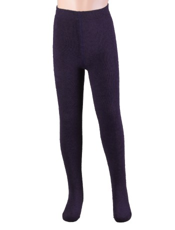 Ewers Plush Fleece-lined Children's Tights choco