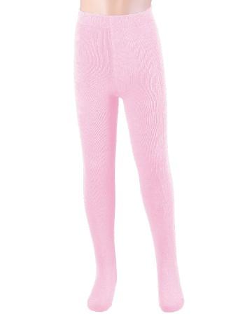 Ewers Plush Fleece-lined Children's Tights light rose