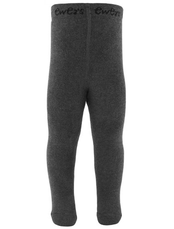 Ewers Thermo Baby and Children's Tights anthracite mottled