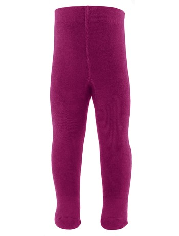 Ewers Thermo Baby and Children's Tights plum