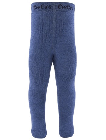 Ewers Thermo Baby and Children's Tights jeans-jaspe
