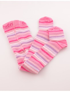 Ewers Fine Striped Cotton Tights for Children