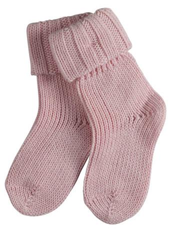 Falke Flausch Baby Socks powderrose