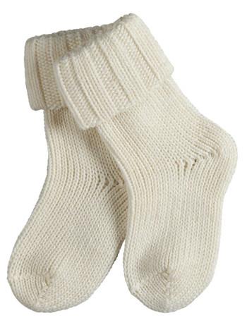 Falke Flausch Baby Socks offwhite