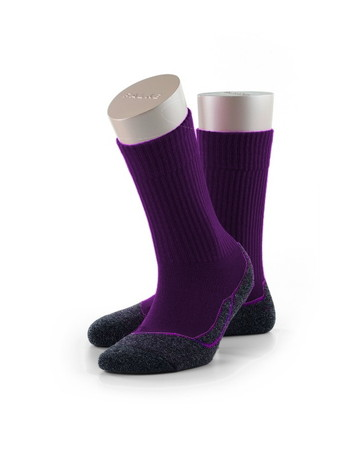 Falke Active Warm Socks for Children blue purple