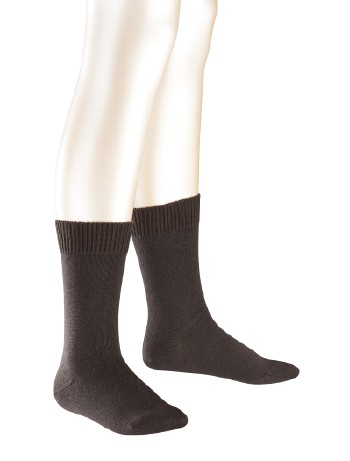 Falke Comfort Wool Children Socks brown