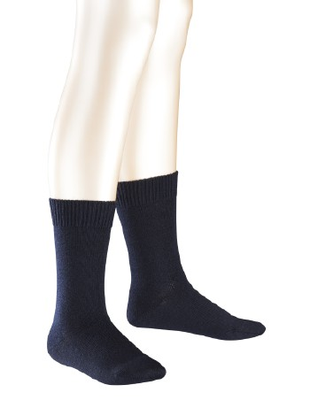 Falke Comfort Wool Children Socks dark marine