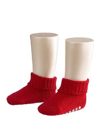 Falke Catspads Anti-Slip Baby Socks fire