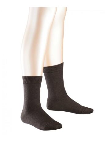 Falke Family Children Socks dark brown