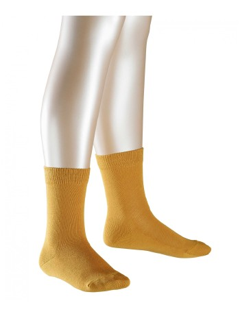 Falke Family Children Socks curcuma