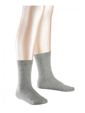 Falke Family Children Socks light grey mel.