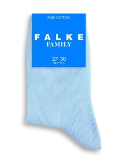 Falke Family Children Casual Cotton Socks