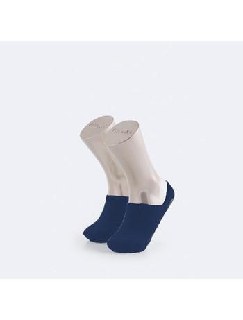 Falke Family Invisible Childrens Sneaker Socks dark marine