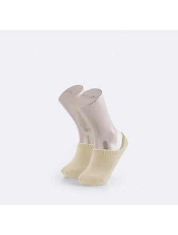 Falke Family Invisible Childrens Sneaker Socks cream