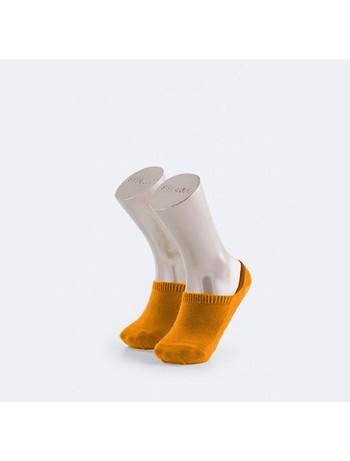 Falke Family Invisible Childrens Sneaker Socks autumn leaf