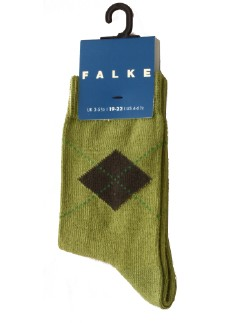 Falke Argyle Children's Socks