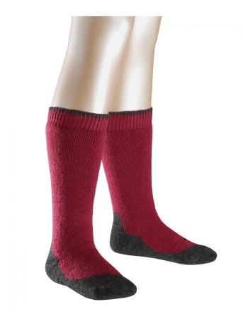 Falke Active Warm+ Children's Knee High Socks raspberry