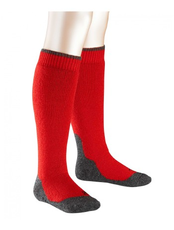 Falke Active Warm+ Children's Knee High Socks fire