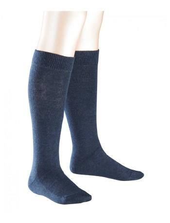 Falke Family Children Knee High Socks navyblue melange