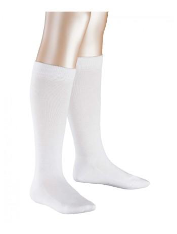 Falke Family Children Knee High Socks white 2000