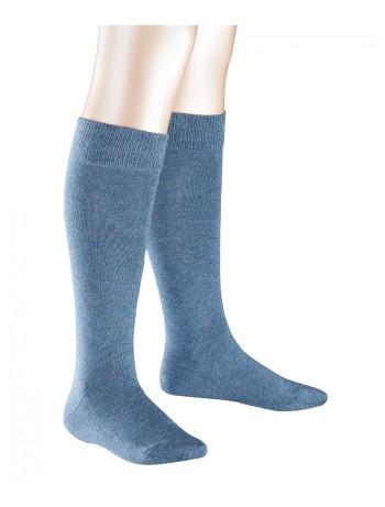 Falke Family Children Knee High Socks light denim