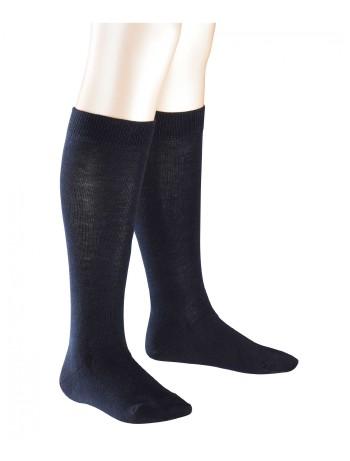 Falke Family Children Knee High Socks dark marine
