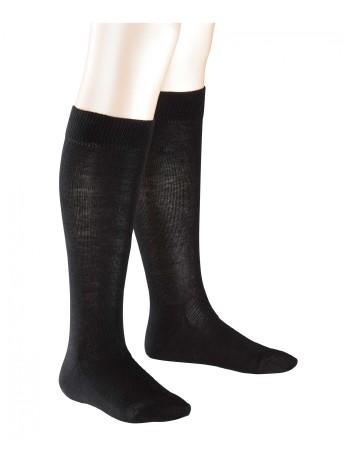 Falke Family Children Knee High Socks black