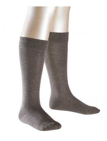 Falke Family Children Knee High Socks pebble