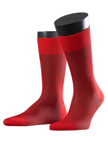 Falke Fine Shadow Men's Socks sporty red
