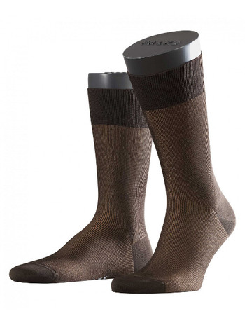 Falke Fine Shadow Men's Socks brown