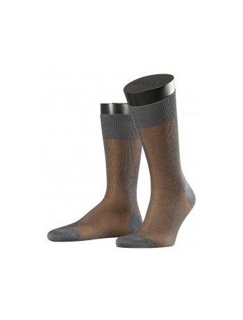 Falke Fine Shadow Men's Socks grey melan