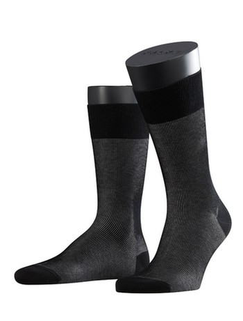 Falke Fine Shadow Men's Socks black