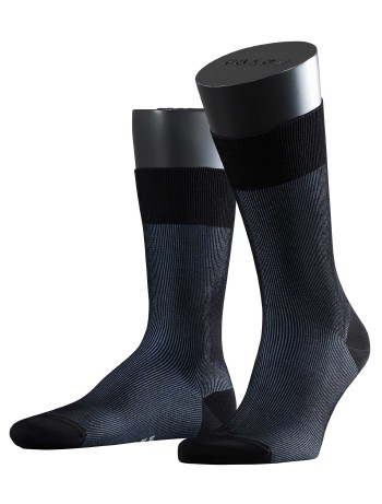 Falke Fine Shadow Men's Socks black/linnen