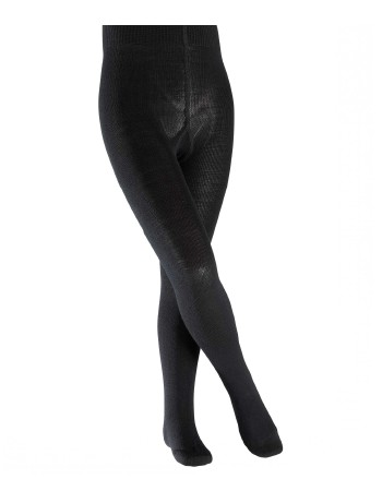 Falke Comfort Wool Children Tights black
