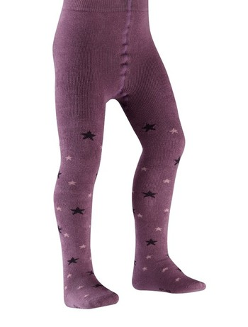Falke Star Children Tights merlot