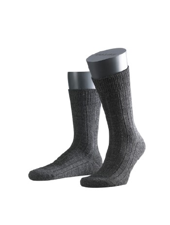 Falke Casual Socks for Men anthracite mel.