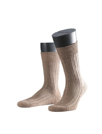 Falke Casual Socks for Men nutmeg mel.