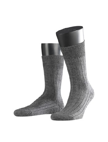 Falke Casual Socks for Men dark grey