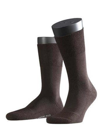 Falke Airport Plus Socks for Men brown
