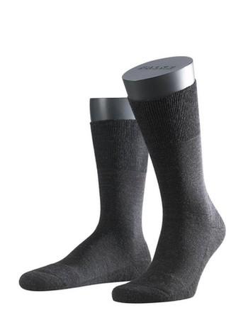 Falke Airport Plus Socks for Men anthracite mel.