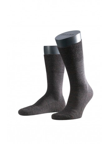 Falke Airport Plus Socks for Men dark brown