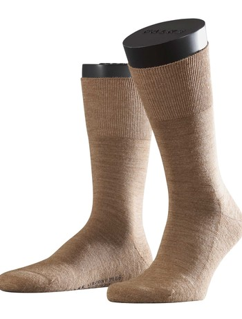 Falke Airport Plus Socks for Men nutmeg mel.