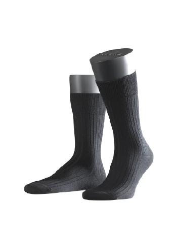 Falke Bristol Pure Mens Socks black