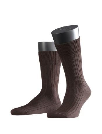 Falke Bristol Pure Mens Socks brown