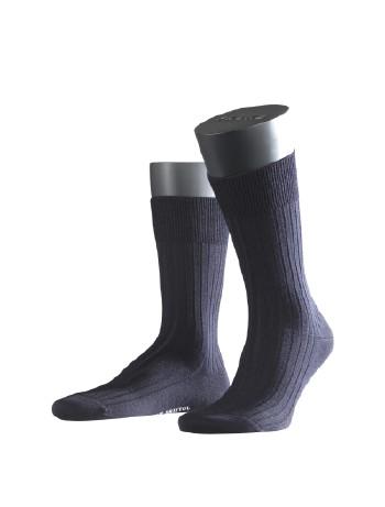 Falke Bristol Pure Mens Socks navy